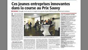 Finaliste Prix Alfred Sauvy
